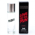 Rebel Herrenduft mit Pheromonen - 30 ml